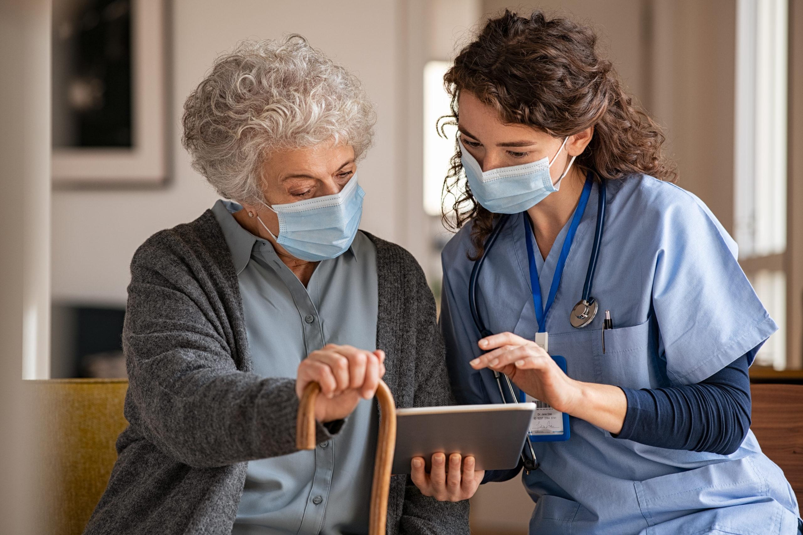 Bund unterstützt Digitalisierung der Pflege