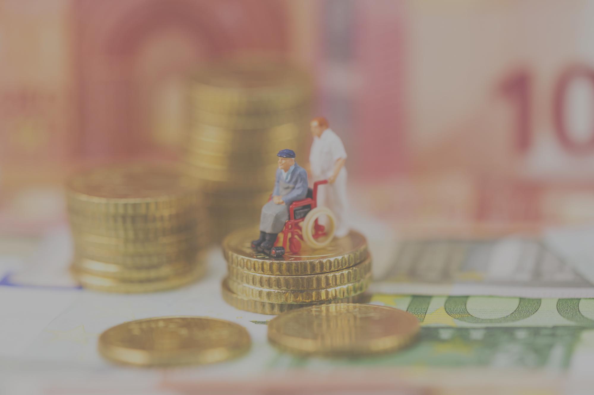 Finanzielle Kürzung für Tagespflege
