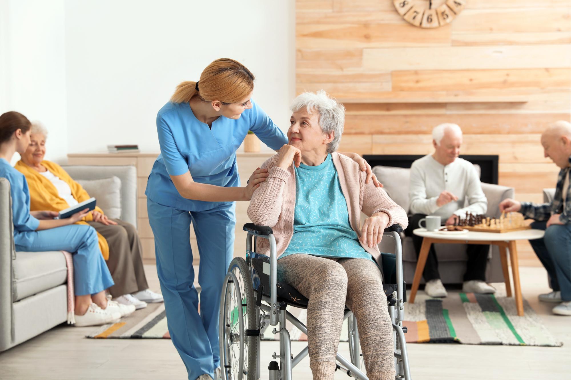 Neue Reformen der Pflege